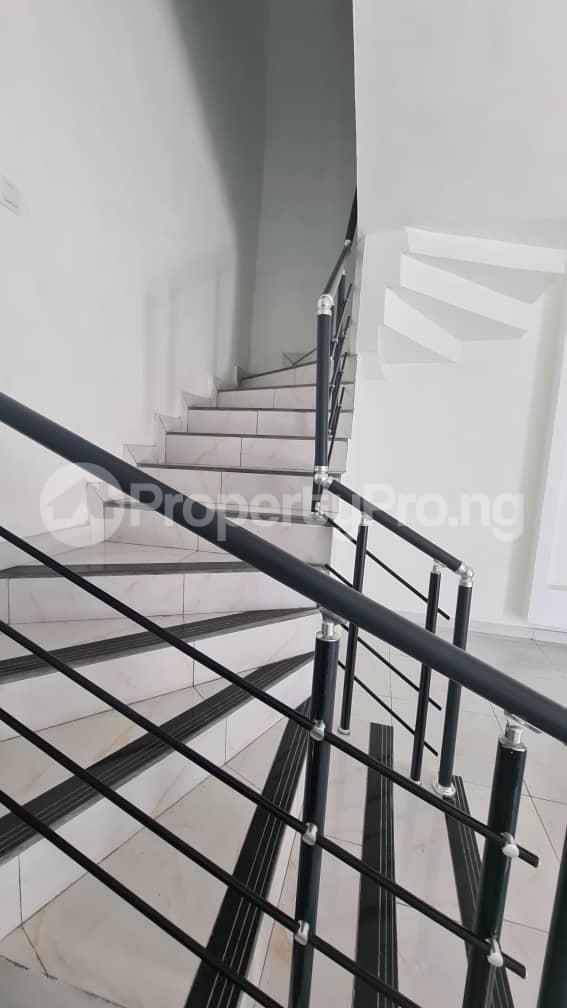 4 bedroom Semi Detached Duplex House for sale Near Oral Estate, CHEVRON 2nd Toll Gate, Lekki Lekki Phase 2 Lekki Lagos - 17
