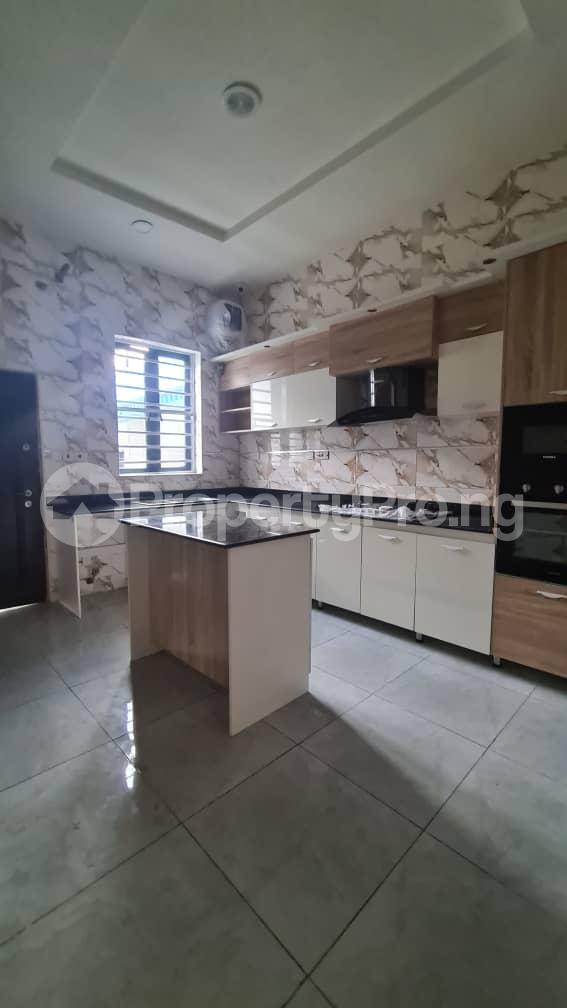 4 bedroom Semi Detached Duplex House for sale Near Oral Estate, CHEVRON 2nd Toll Gate, Lekki Lekki Phase 2 Lekki Lagos - 28