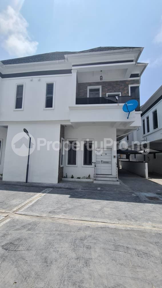 4 bedroom Semi Detached Duplex House for sale Near Oral Estate, CHEVRON 2nd Toll Gate, Lekki Lekki Phase 2 Lekki Lagos - 20