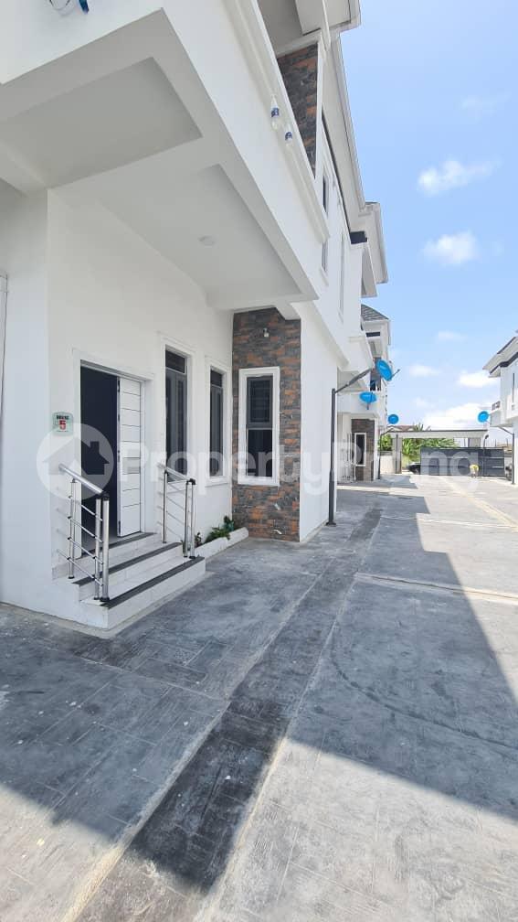 4 bedroom Semi Detached Duplex House for sale Near Oral Estate, CHEVRON 2nd Toll Gate, Lekki Lekki Phase 2 Lekki Lagos - 46