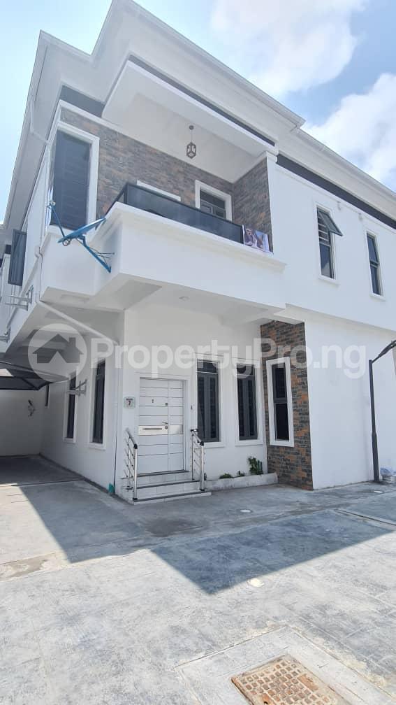 4 bedroom Semi Detached Duplex House for sale Near Oral Estate, CHEVRON 2nd Toll Gate, Lekki Lekki Phase 2 Lekki Lagos - 5