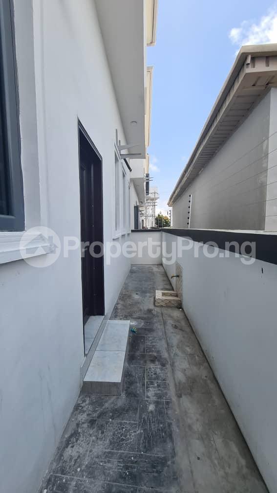 4 bedroom Semi Detached Duplex House for sale Near Oral Estate, CHEVRON 2nd Toll Gate, Lekki Lekki Phase 2 Lekki Lagos - 54