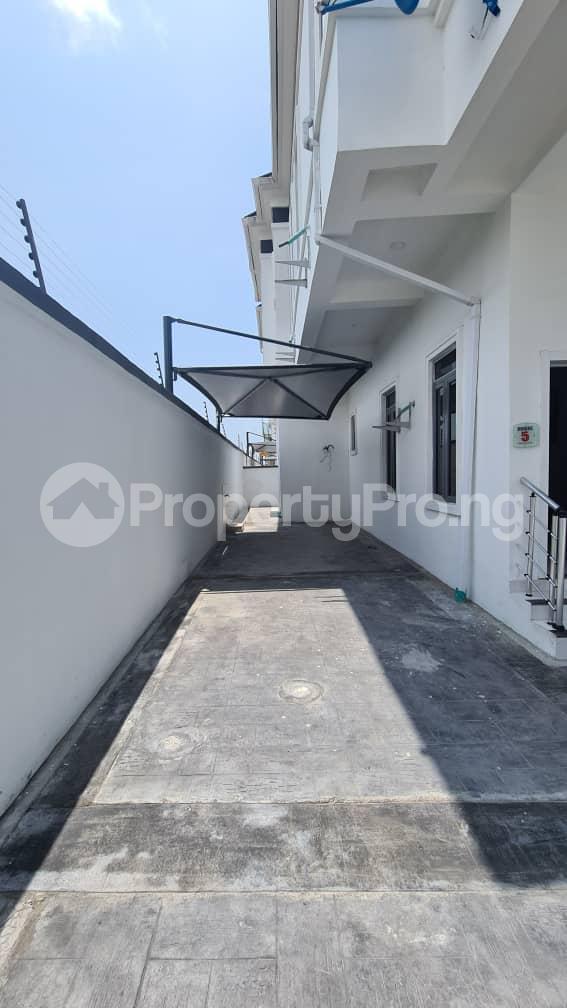 4 bedroom Semi Detached Duplex House for sale Near Oral Estate, CHEVRON 2nd Toll Gate, Lekki Lekki Phase 2 Lekki Lagos - 26
