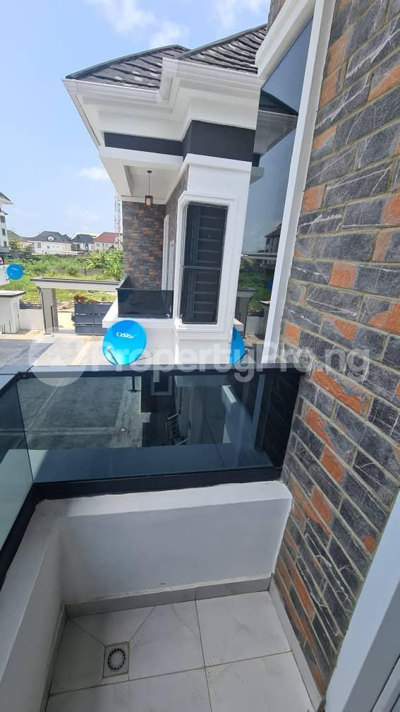 4 bedroom Semi Detached Duplex House for sale Near Oral Estate, CHEVRON 2nd Toll Gate, Lekki Lekki Phase 2 Lekki Lagos - 13