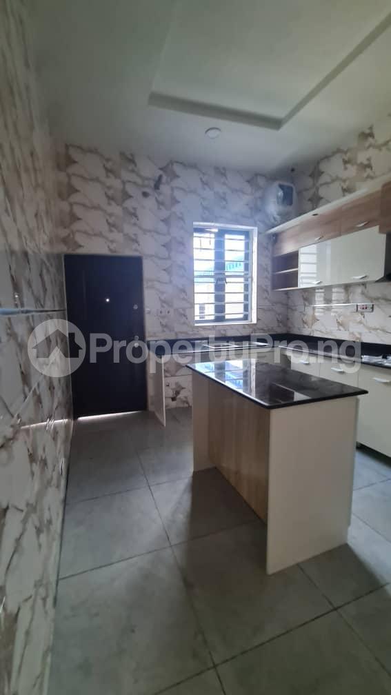 4 bedroom Semi Detached Duplex House for sale Near Oral Estate, CHEVRON 2nd Toll Gate, Lekki Lekki Phase 2 Lekki Lagos - 9
