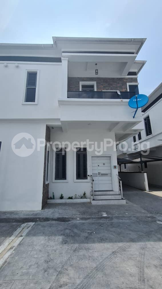 4 bedroom Semi Detached Duplex House for sale Near Oral Estate, CHEVRON 2nd Toll Gate, Lekki Lekki Phase 2 Lekki Lagos - 38