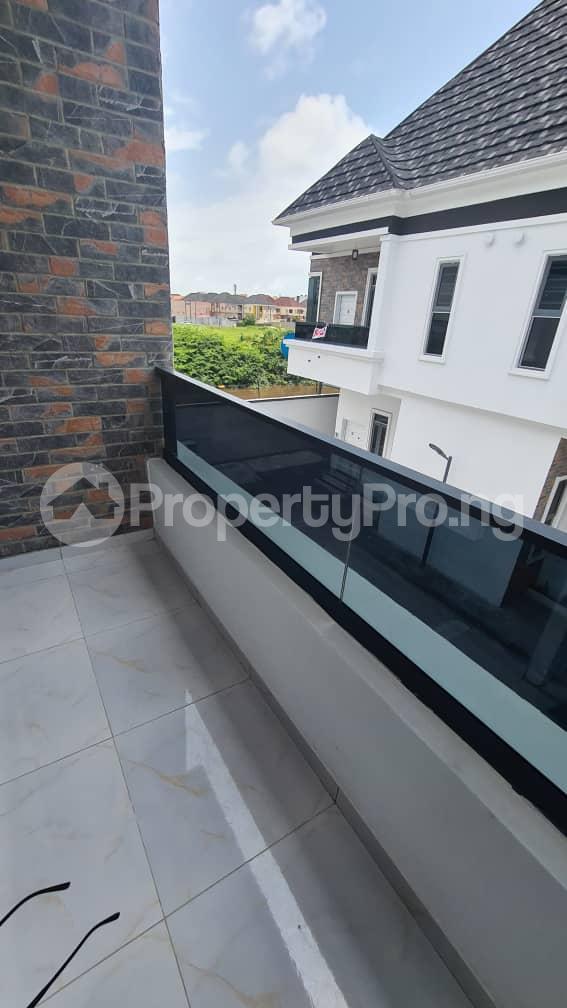 4 bedroom Semi Detached Duplex House for sale Near Oral Estate, CHEVRON 2nd Toll Gate, Lekki Lekki Phase 2 Lekki Lagos - 11