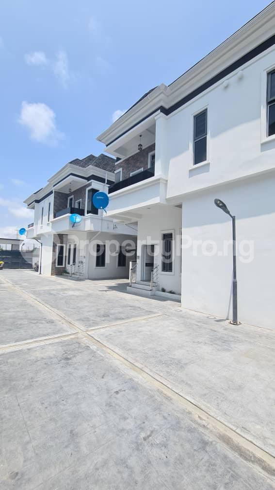 4 bedroom Semi Detached Duplex House for sale Near Oral Estate, CHEVRON 2nd Toll Gate, Lekki Lekki Phase 2 Lekki Lagos - 60