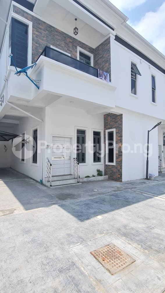 4 bedroom Semi Detached Duplex House for sale Near Oral Estate, CHEVRON 2nd Toll Gate, Lekki Lekki Phase 2 Lekki Lagos - 15