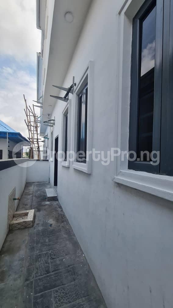 4 bedroom Semi Detached Duplex House for sale Near Oral Estate, CHEVRON 2nd Toll Gate, Lekki Lekki Phase 2 Lekki Lagos - 68