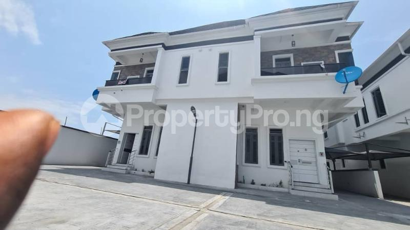 4 bedroom Semi Detached Duplex House for sale Near Oral Estate, CHEVRON 2nd Toll Gate, Lekki Lekki Phase 2 Lekki Lagos - 7