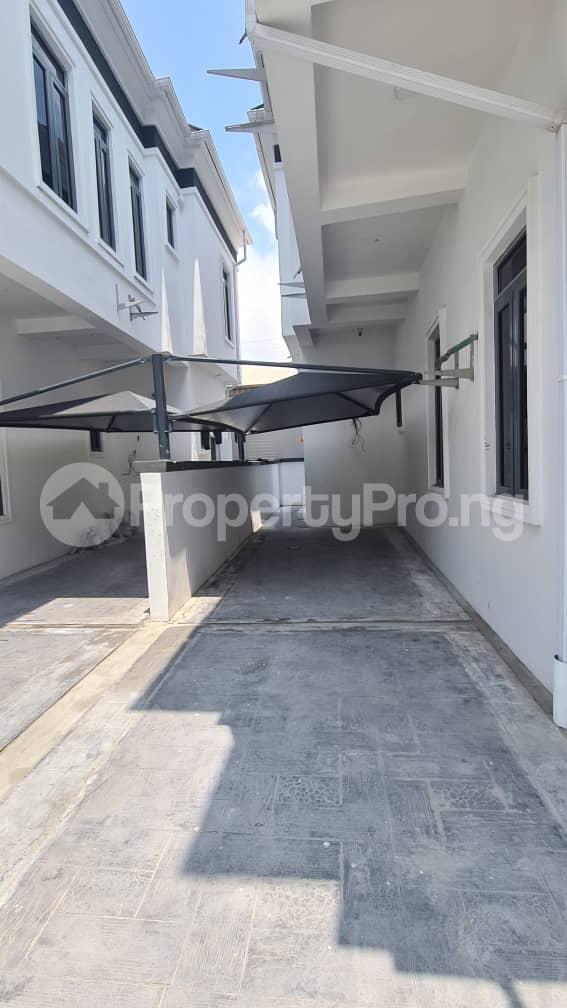 4 bedroom Semi Detached Duplex House for sale Near Oral Estate, CHEVRON 2nd Toll Gate, Lekki Lekki Phase 2 Lekki Lagos - 48
