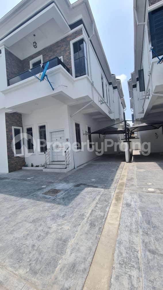 4 bedroom Semi Detached Duplex House for sale Near Oral Estate, CHEVRON 2nd Toll Gate, Lekki Lekki Phase 2 Lekki Lagos - 40
