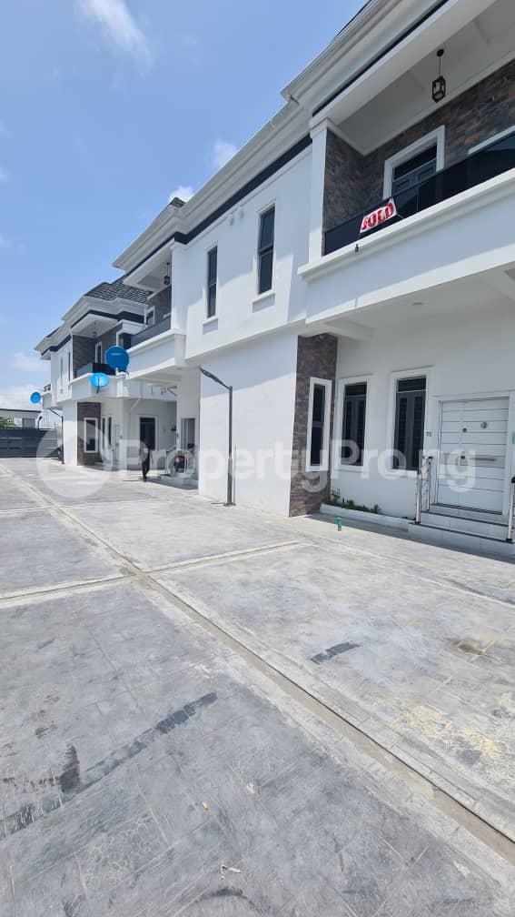 4 bedroom Semi Detached Duplex House for sale Near Oral Estate, CHEVRON 2nd Toll Gate, Lekki Lekki Phase 2 Lekki Lagos - 61