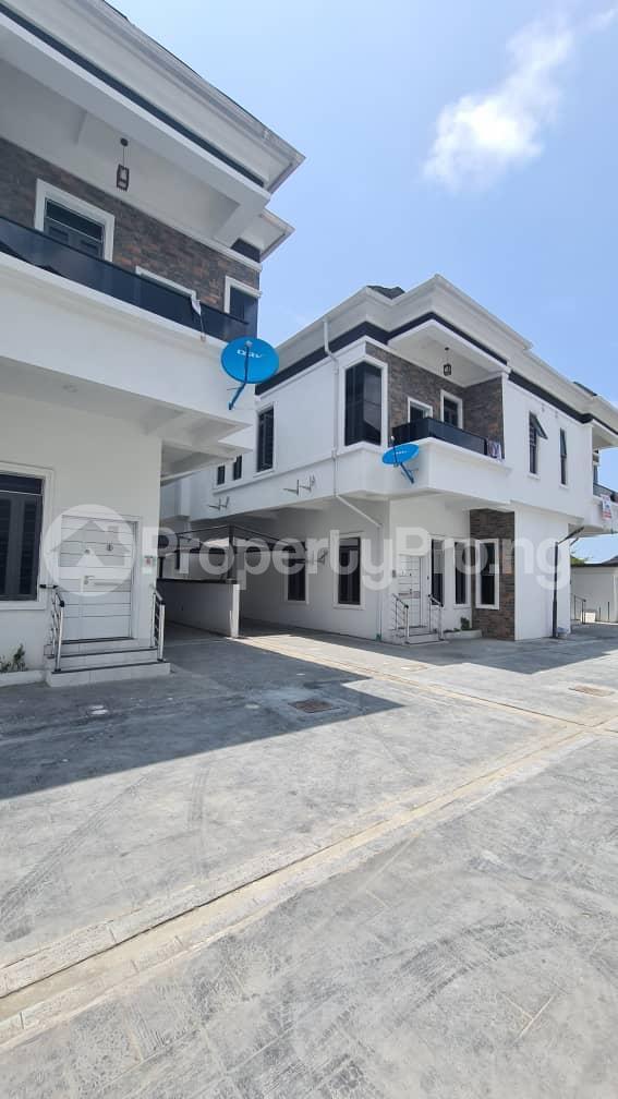 4 bedroom Semi Detached Duplex House for sale Near Oral Estate, CHEVRON 2nd Toll Gate, Lekki Lekki Phase 2 Lekki Lagos - 3