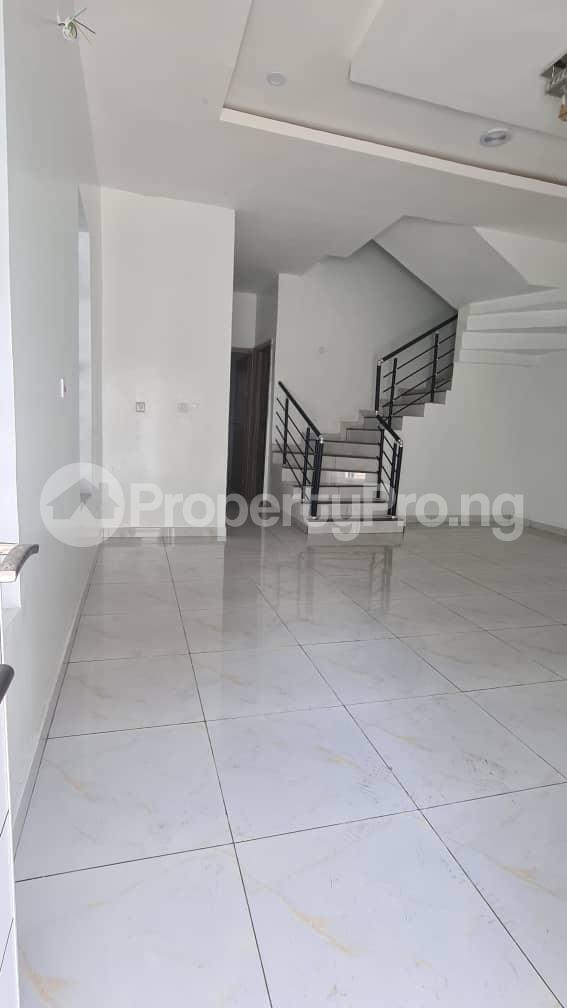 4 bedroom Semi Detached Duplex House for sale Near Oral Estate, CHEVRON 2nd Toll Gate, Lekki Lekki Phase 2 Lekki Lagos - 36