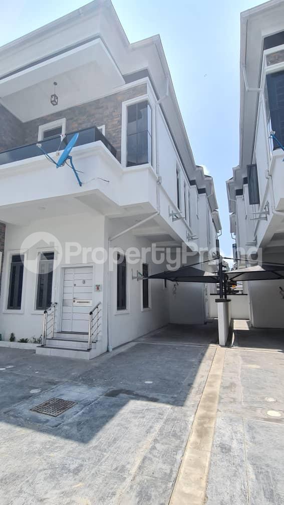 4 bedroom Semi Detached Duplex House for sale Near Oral Estate, CHEVRON 2nd Toll Gate, Lekki Lekki Phase 2 Lekki Lagos - 64