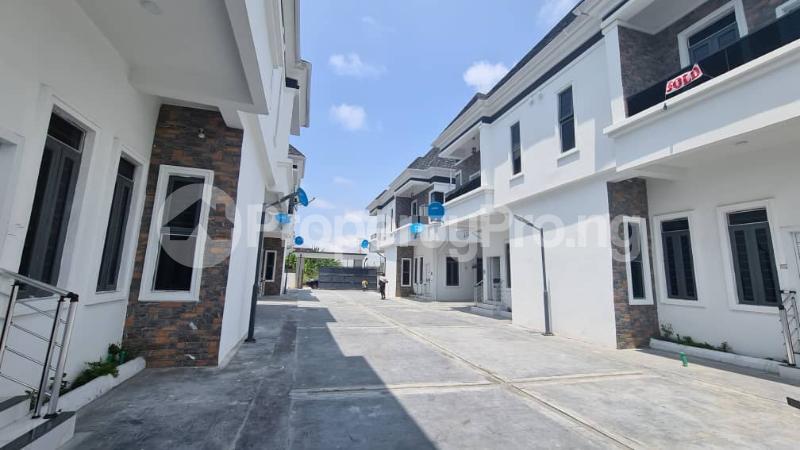 4 bedroom Semi Detached Duplex House for sale Near Oral Estate, CHEVRON 2nd Toll Gate, Lekki Lekki Phase 2 Lekki Lagos - 14