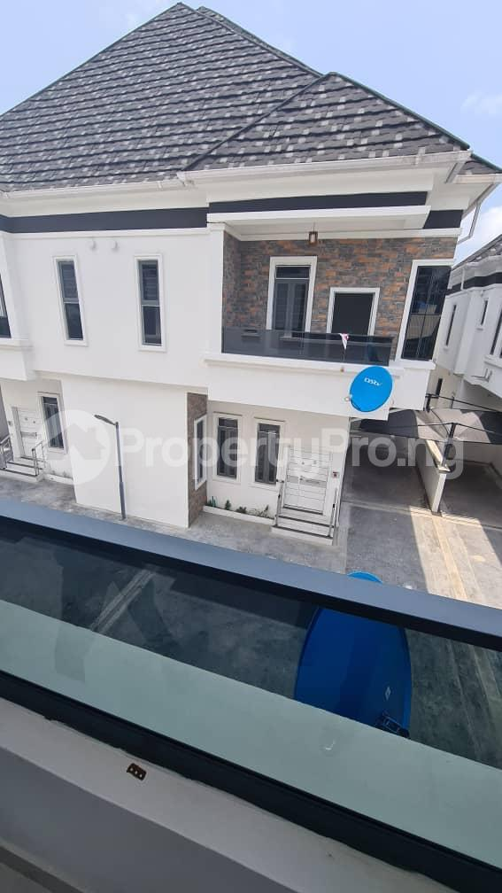 4 bedroom Semi Detached Duplex House for sale Near Oral Estate, CHEVRON 2nd Toll Gate, Lekki Lekki Phase 2 Lekki Lagos - 42