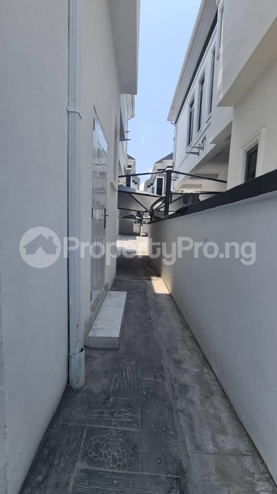 4 bedroom Semi Detached Duplex House for sale Near Oral Estate, CHEVRON 2nd Toll Gate, Lekki Lekki Phase 2 Lekki Lagos - 22