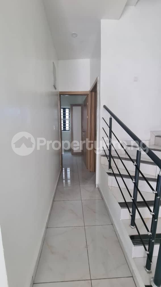 4 bedroom Semi Detached Duplex House for sale Near Oral Estate, CHEVRON 2nd Toll Gate, Lekki Lekki Phase 2 Lekki Lagos - 19
