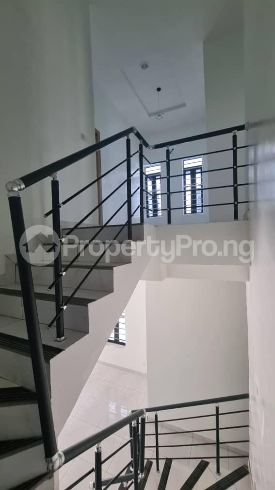 4 bedroom Semi Detached Duplex House for sale Near Oral Estate, CHEVRON 2nd Toll Gate, Lekki Lekki Phase 2 Lekki Lagos - 12
