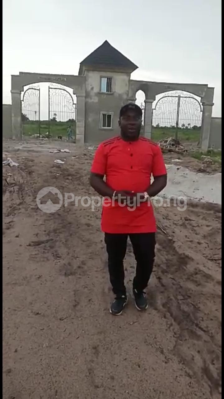 Mixed   Use Land for sale Opposite La Champagne Tropicana Beach And Resort LaCampaigne Tropicana Ibeju-Lekki Lagos - 0