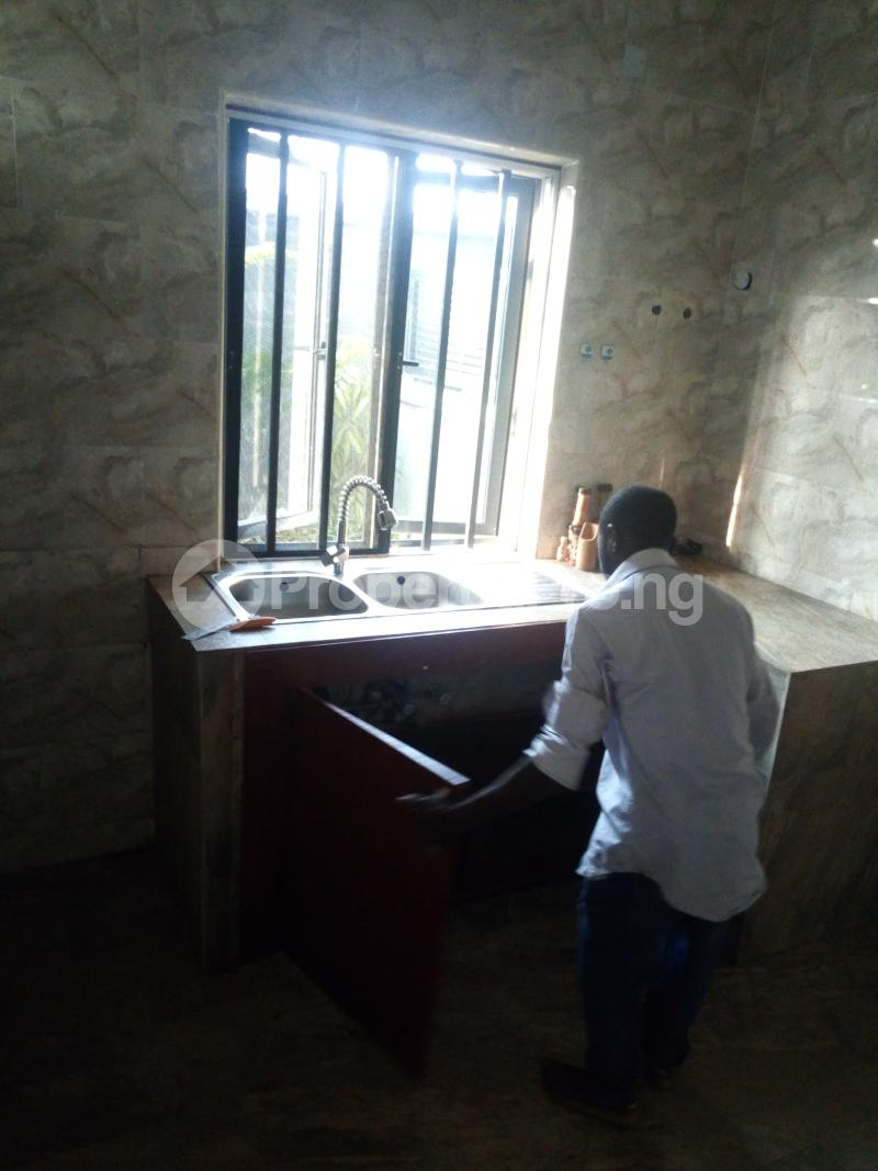 4 bedroom Terraced Duplex House for rent Adjacent blenco supermarket Sangotedo Ajah Lagos - 3