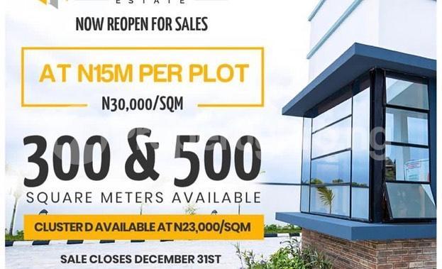 Residential Land Land for sale Bogije Bogije Sangotedo Lagos - 4