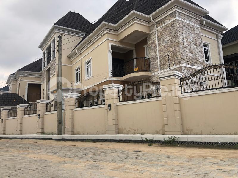 4 bedroom Detached Duplex for sale An Estate At Iponrin Alaka/Iponri Surulere Lagos - 2