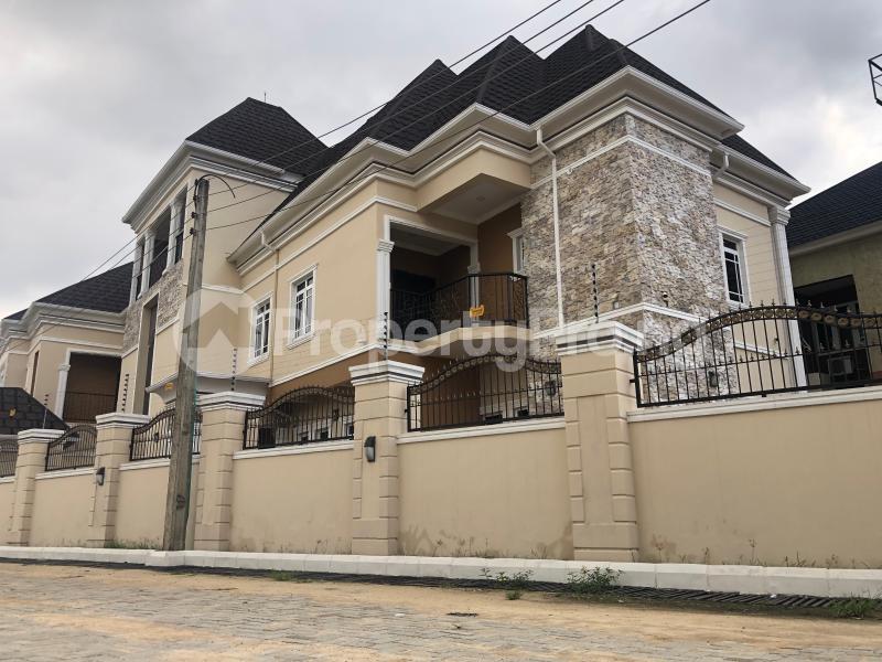 4 bedroom Detached Duplex for sale An Estate At Iponrin Alaka/Iponri Surulere Lagos - 1