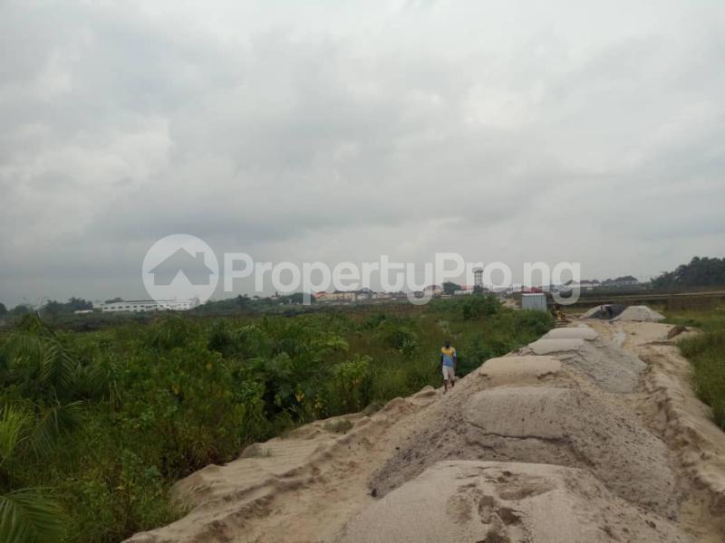 Serviced Residential Land Land for sale Treasure Island Estate, Adjacent Shoprite, Sangotedo Ajah Lagos - 1