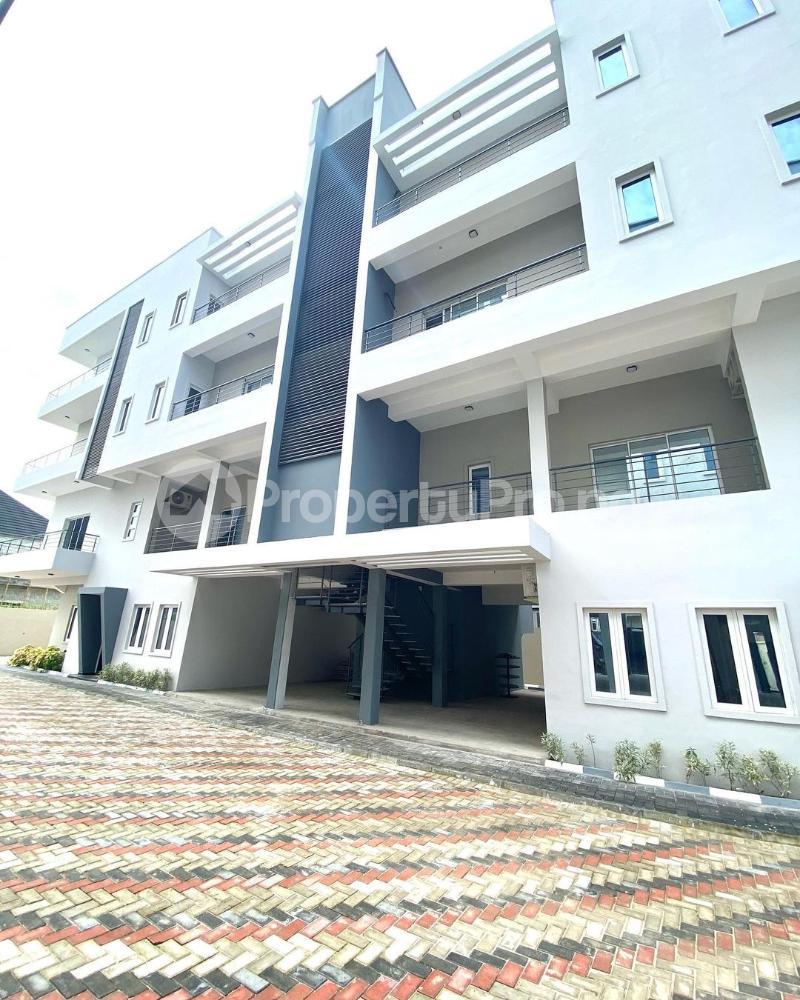 Blocks of Flats for sale Orchid Road Oral Estate Lekki Lagos - 8