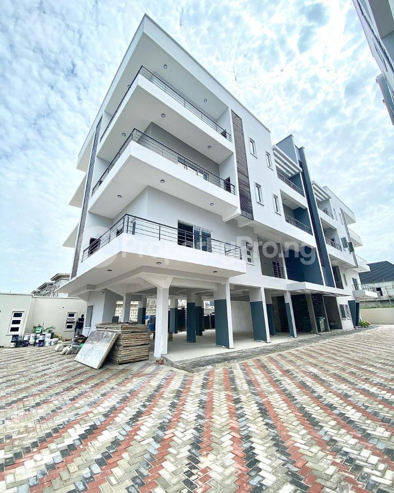 Blocks of Flats for sale Orchid Road Oral Estate Lekki Lagos - 0