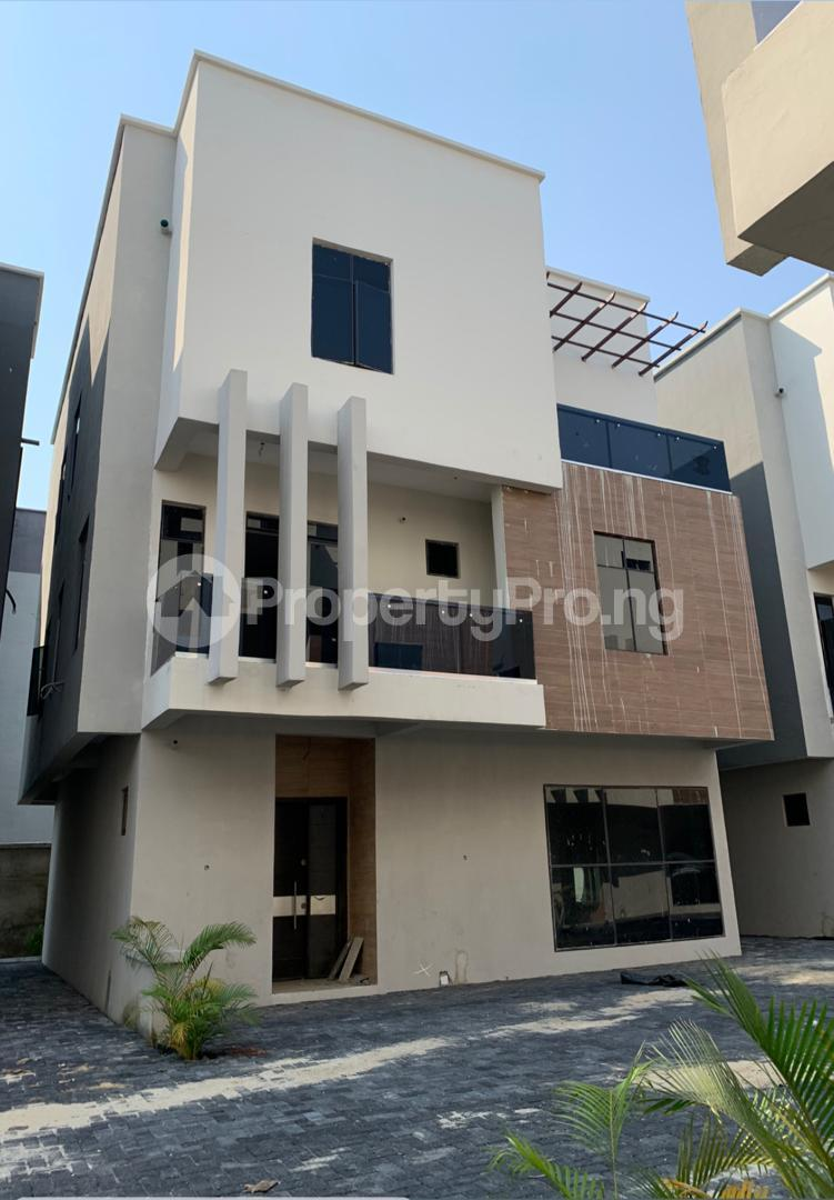 4 bedroom House for sale Oba's Palace Road  ONIRU Victoria Island Lagos - 0