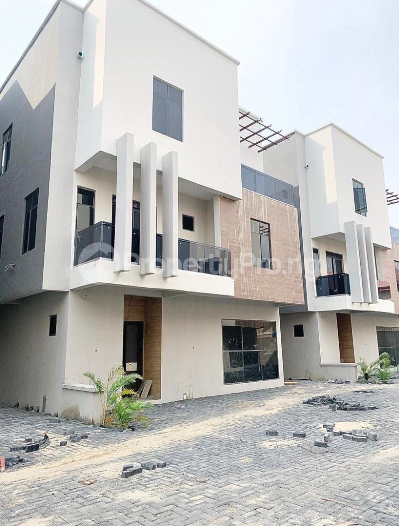 4 bedroom House for sale Oba's Palace Road  ONIRU Victoria Island Lagos - 1