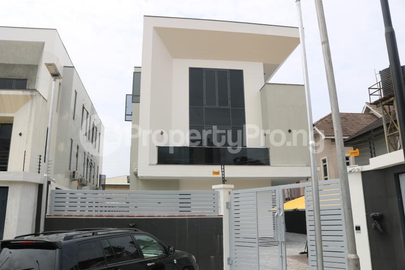 5 bedroom Detached Duplex House for sale ... Lekki Phase 1 Lekki Lagos - 0