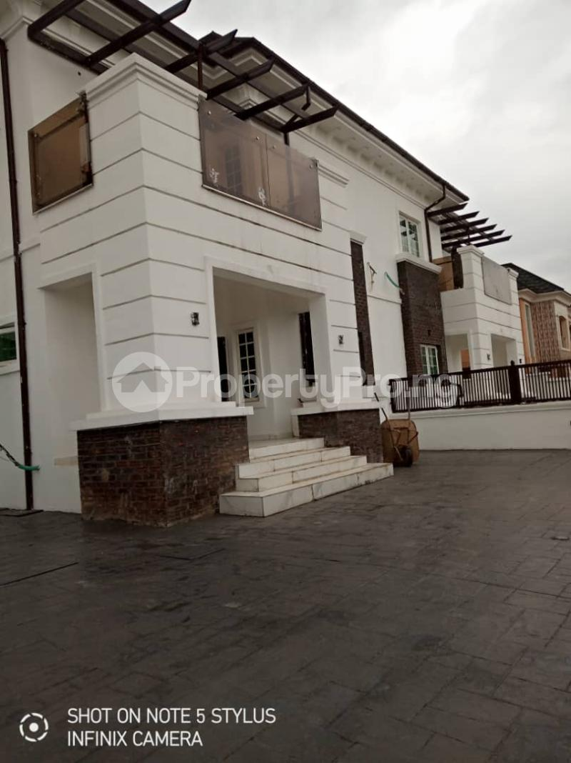 5 bedroom Semi Detached Duplex for sale Chime Estate Thinkers Corner Enugu Enugu - 0