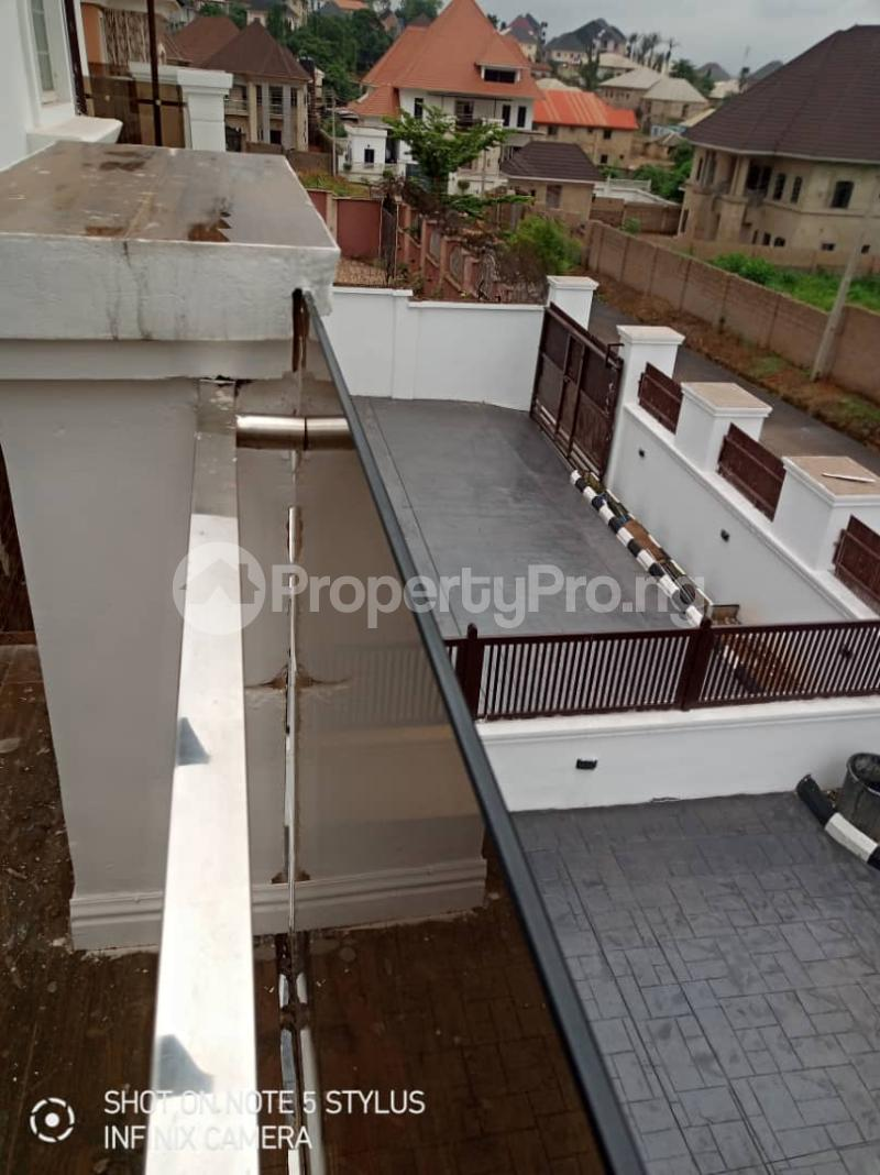 5 bedroom Semi Detached Duplex for sale Chime Estate Thinkers Corner Enugu Enugu - 2