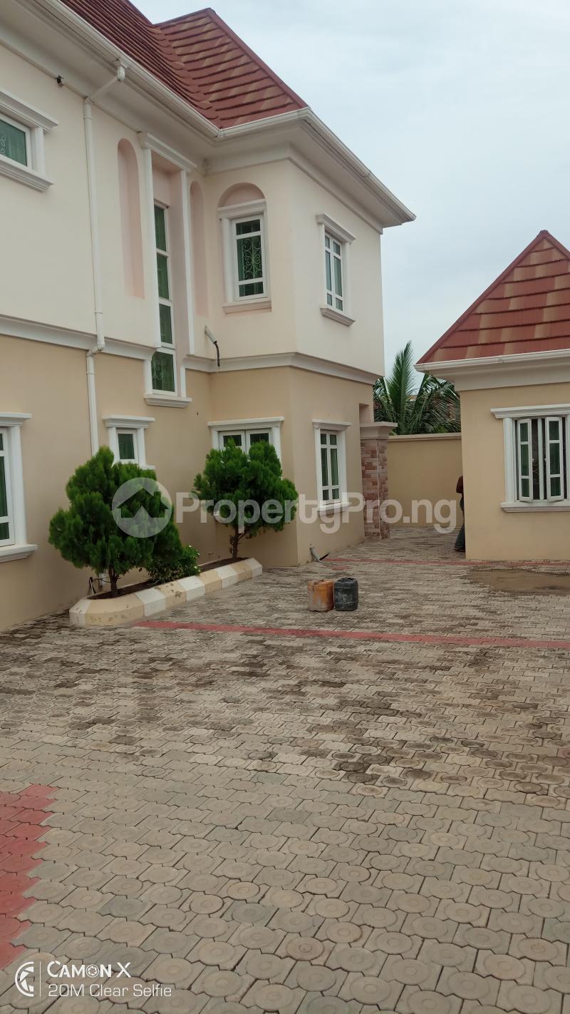 3 bedroom Detached Duplex House for sale Off NEPA road Kubwa Abuja - 1