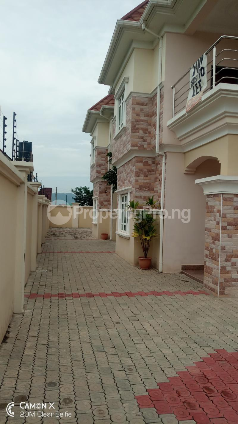 3 bedroom Detached Duplex House for sale Off NEPA road Kubwa Abuja - 0