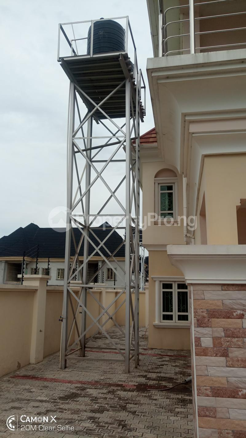 3 bedroom Detached Duplex House for sale Off NEPA road Kubwa Abuja - 23