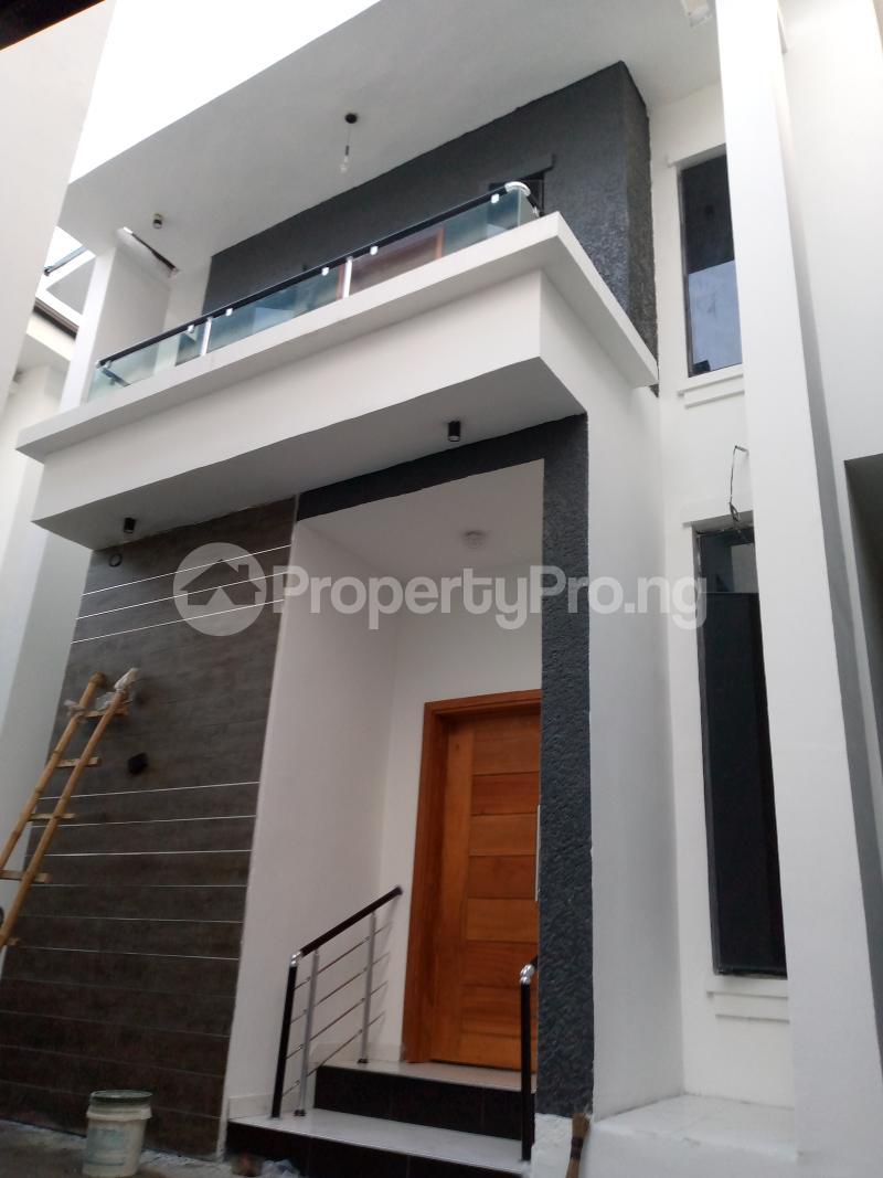4 bedroom Detached Duplex House for sale Lekki palm City Estate Ado Ajah Lagos - 0