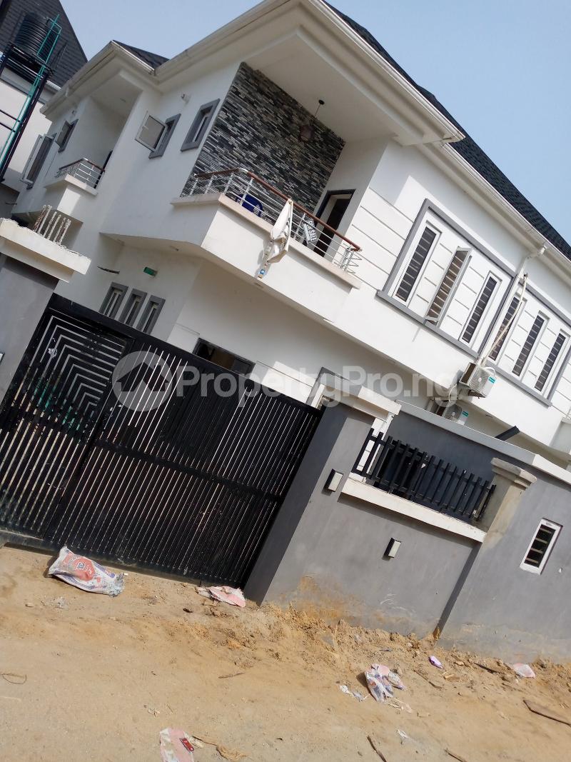 4 bedroom Semi Detached Duplex House for sale Lekki Palm City Estate Ado Ajah Lagos - 0