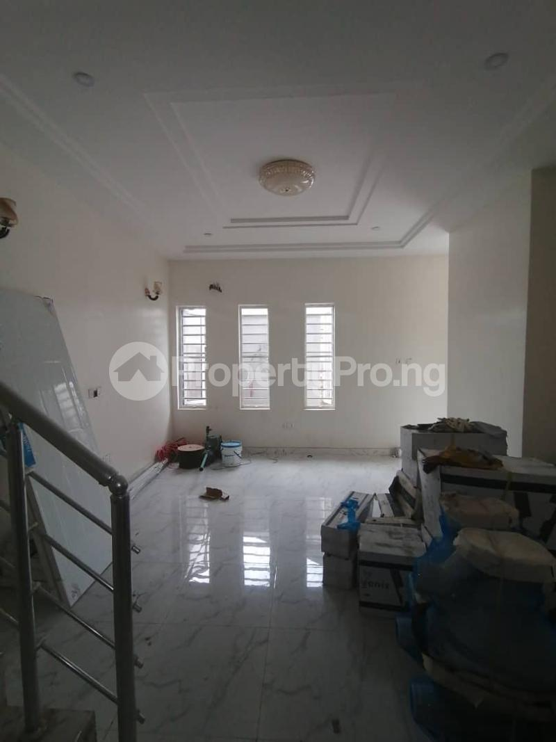4 bedroom Semi Detached Duplex House for sale Lekki Palm City Estate Ado Ajah Lagos - 5