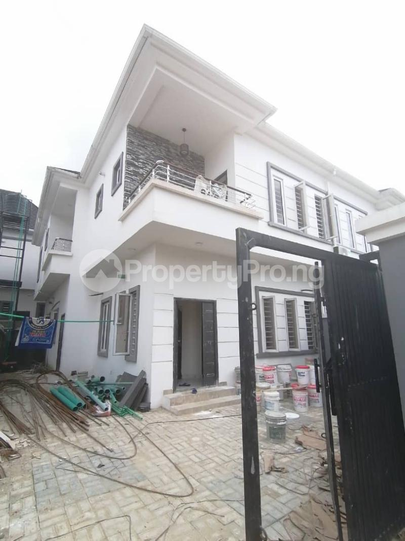 4 bedroom Semi Detached Duplex House for sale Lekki Palm City Estate Ado Ajah Lagos - 2
