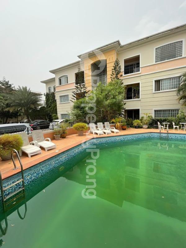 4 bedroom Penthouse for rent Banana Island Ikoyi Lagos - 6