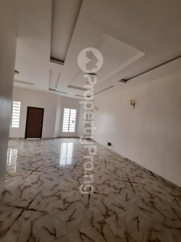 4 bedroom Semi Detached Duplex House for rent Orchid road Chevron lekki lagos state Nigeria  chevron Lekki Lagos - 8