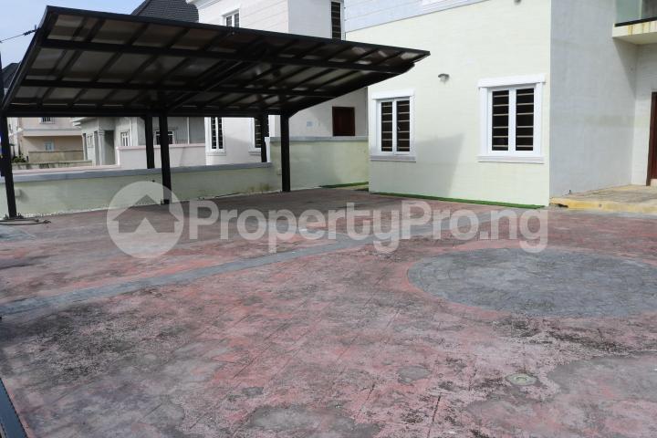 6 bedroom Detached Duplex House for sale Lekky County Homes (Megamound Estate) Ikota Lekki Lagos - 7