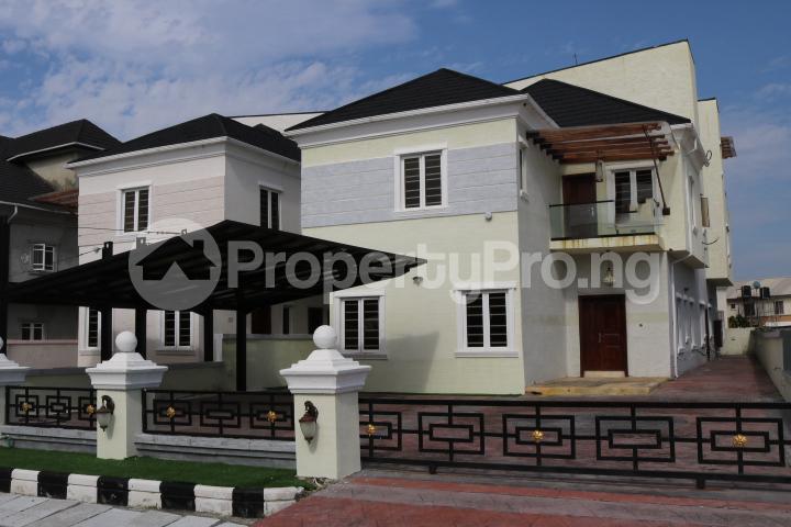 6 bedroom Detached Duplex House for sale Lekky County Homes (Megamound Estate) Ikota Lekki Lagos - 5
